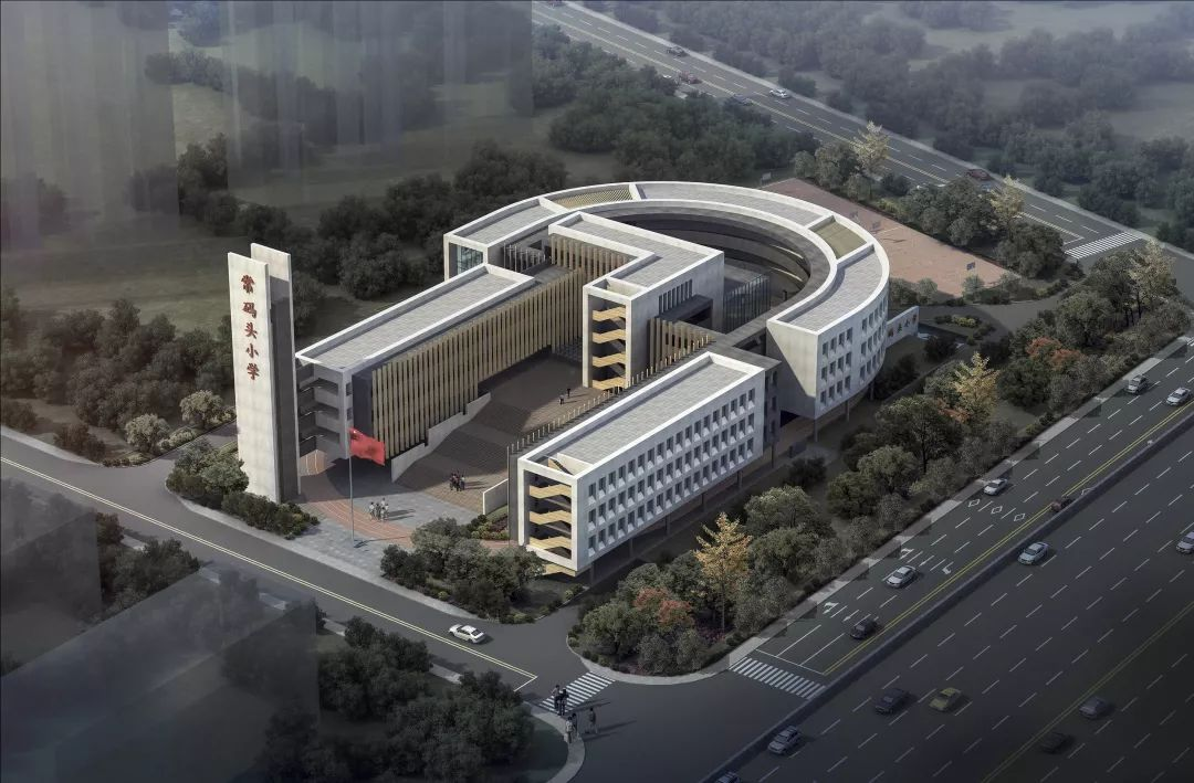 一批新学校将出现在武汉这些地方,原来就在你小学美术日志研修图片