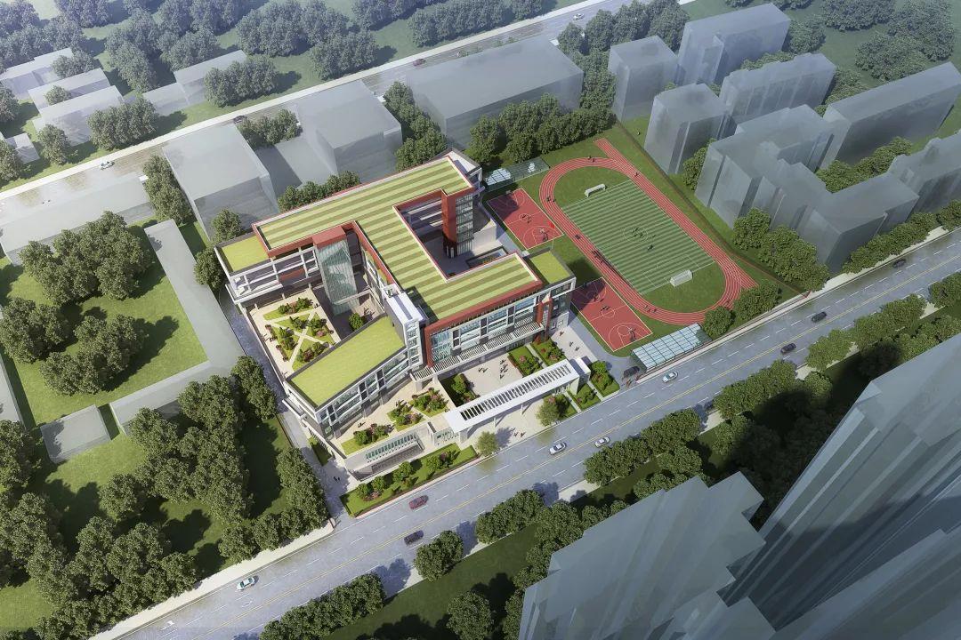 一批新学校将出现在武汉这些地方,原来就在你v地方初中英语作文100字图片