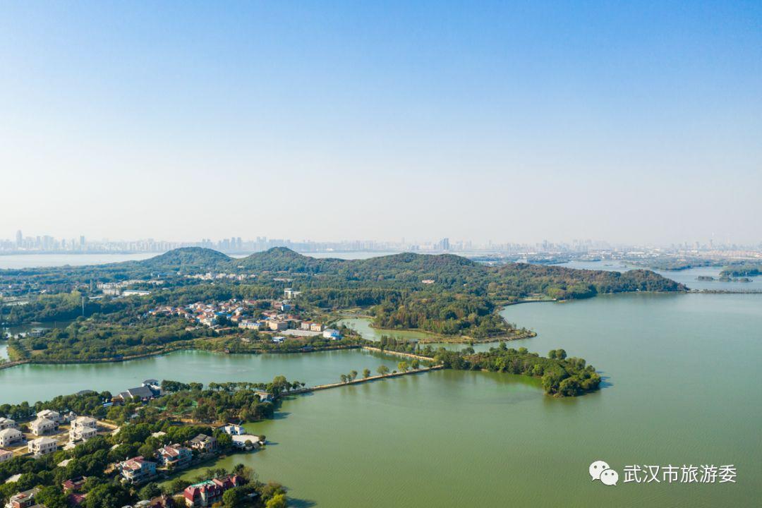 2018东湖大数据发布!我们的东湖,比想象中厉害100倍!