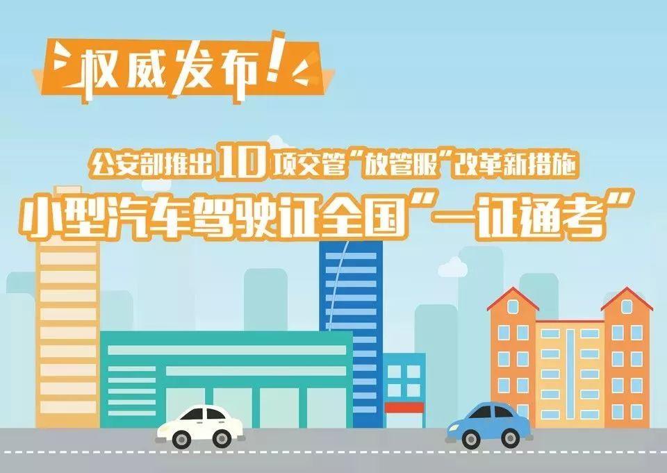 【交通】潜江车主的好政策来了!车牌可互换,6月1日起施行!