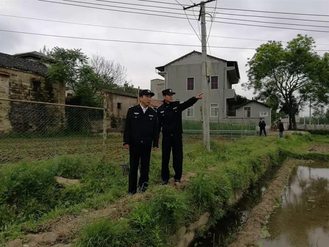 【聚焦】公安部结构报头版头条点赞武汉扶贫警察!