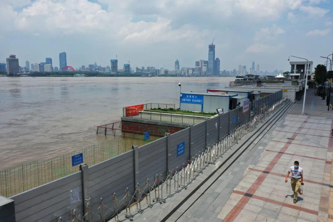 长江3号洪水正在形成,省防指:继续保持高度警惕!